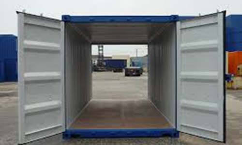 Container-Double-Door