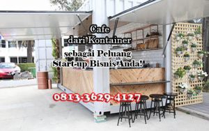 Cafe dari Kontainer feature